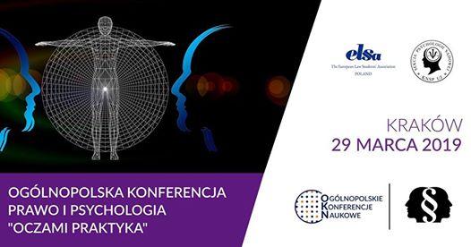Prawo i psychologia konferencja prawnicza