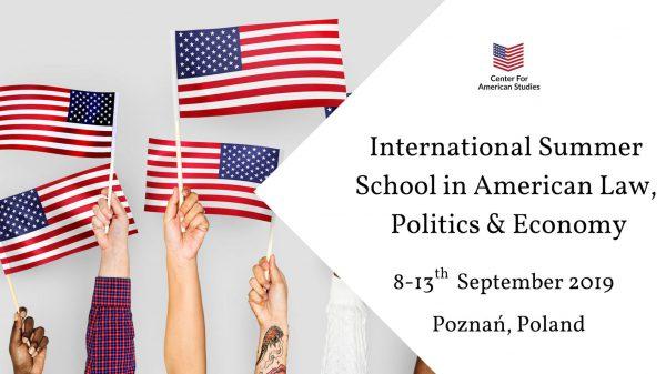 International Summer School in American Law, Politics & Economy