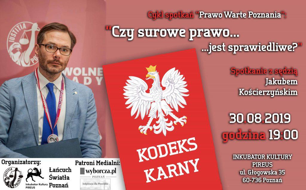 Prawo warte Poznania: Czy surowe prawo jest sprawiedliwe?